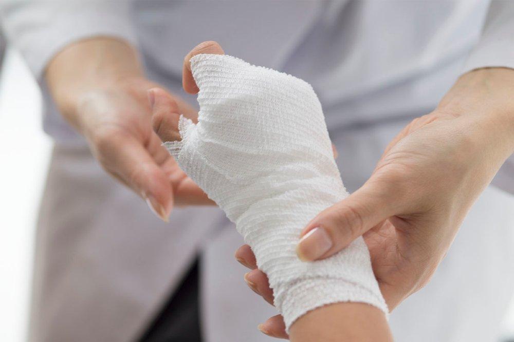 Hand surgery at Symphony Clinics